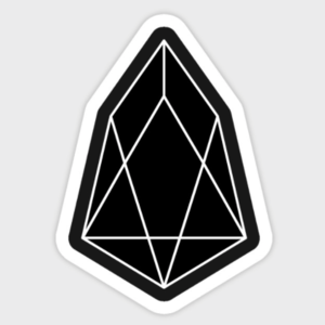 Balance of the EOS token.