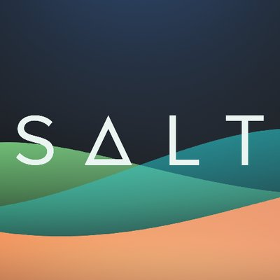 Balance of the Salt token.